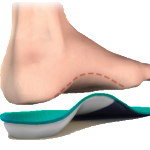 foot healthy Arch support