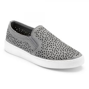 Vionic Midi Perforated Grey