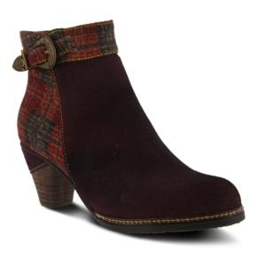 Spring Step Scottala Bordeaux