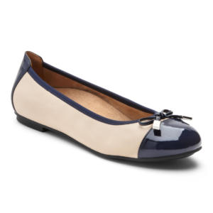 Minna Navy Cream