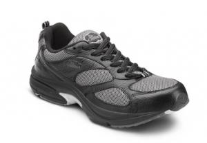 Dr Comfort Endurance Plus Black