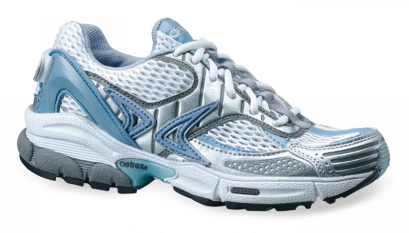 Aetrex Edge Runner Blue