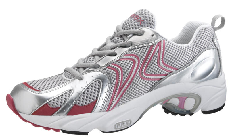 Aetrex Zoom Runner Cranberry