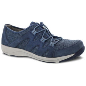 Dansko Holland Blue Suede