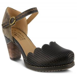 Spring Step Parchelle Black