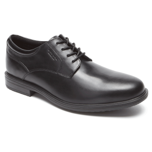 Rockport Plain Toe Black