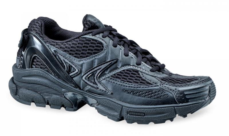Aetrex Edge Runner Black