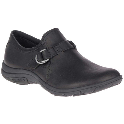 Merrell Dassie Buckle Stitch Black